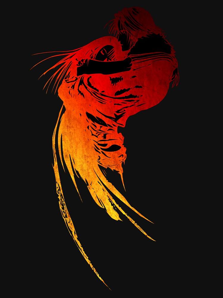 ° FINAL FANTASY ° Final Fantasy VIII Rust Logo by ArtLOGO