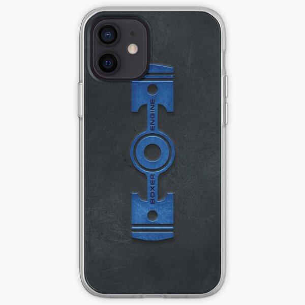 Boxer Engine cas (2) Coque souple iPhone