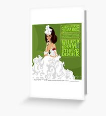 WHIPPED CREAM & OTHER DELIGHTS Greeting Card