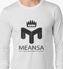 meansa Long Sleeve T-Shirt