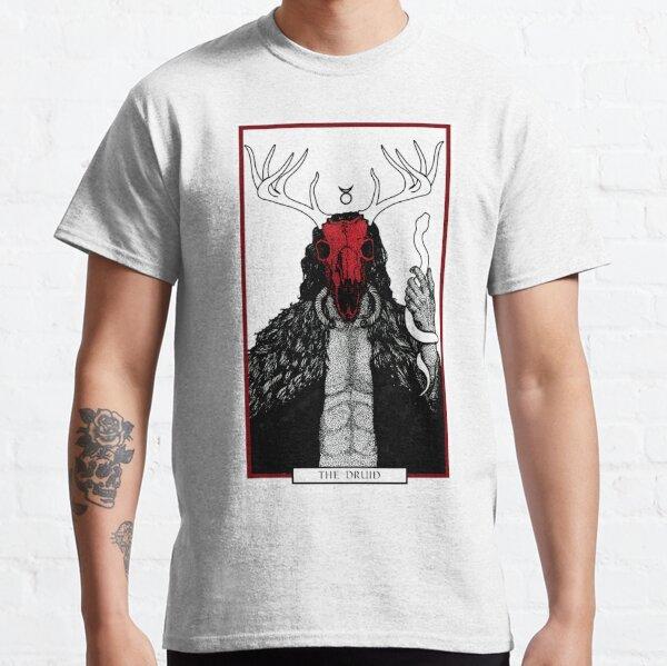 The Arcana Mortis Tarot: The Druid Classic T-Shirt