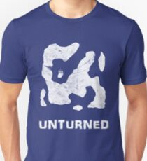 Unturned Map  Unisex T-Shirt