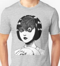 Woman With Special Eyeball T-Shirt