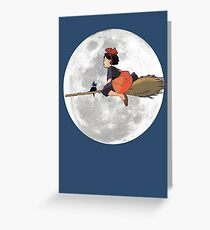 Kiki delivery service greeting cards redbubble kikis delivery service 1989 greeting card m4hsunfo Gallery