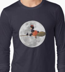 Kiki's Delivery Service (1989) Long Sleeve T-Shirt