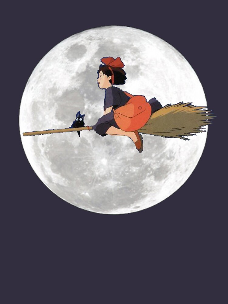 TShirtGifter presents: Kiki's Delivery Service (1989) | Women's T-Shirt