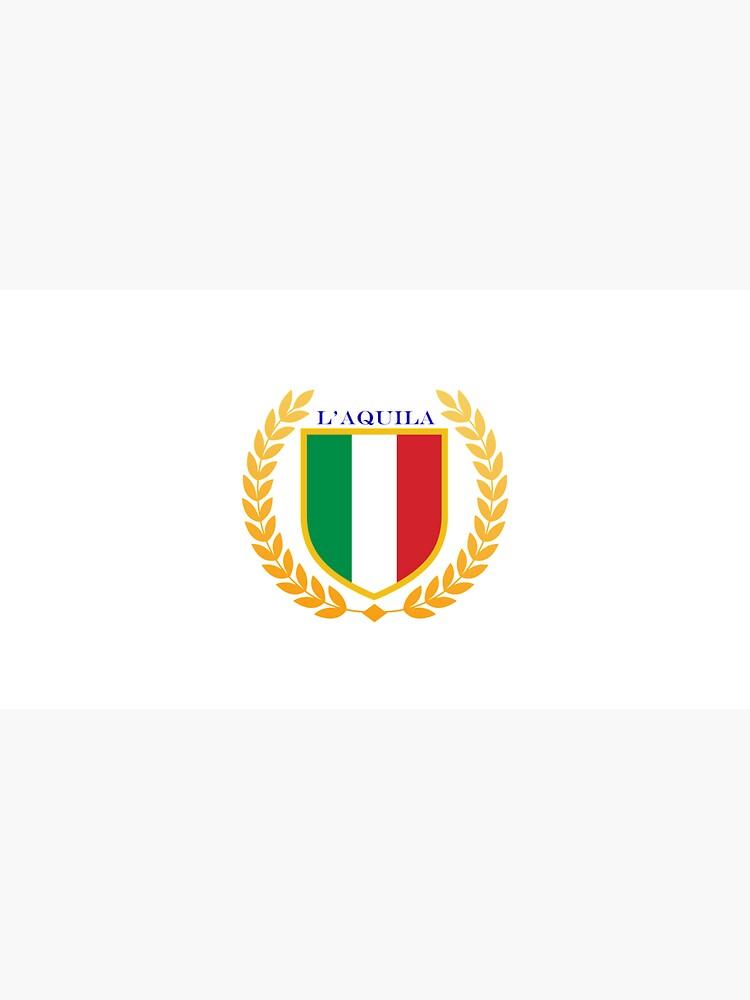 L'Aquila Italy by ItaliaStore