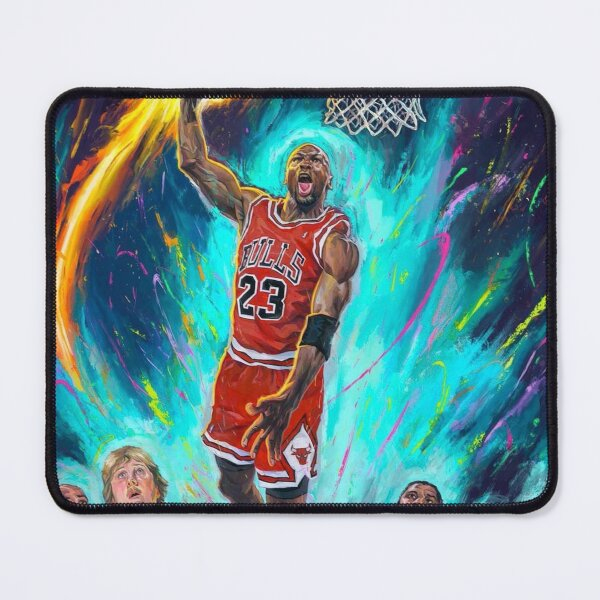 Fire speed Mouse Pad