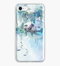 Tropospheric Roost iPhone Case/Skin