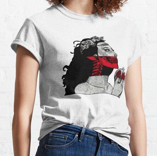 Persephone, Goddess of Flowers Classic T-Shirt