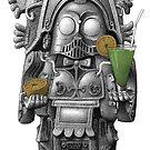 Guzmán, the Totem of Cocktail Robotics by Johannes Grenzfurthner