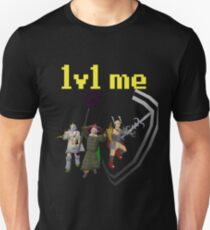 Oldschool RuneScape - 1v1 Unisex T-Shirt