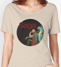 Saga - The Will Women's Relaxed Fit T-Shirt