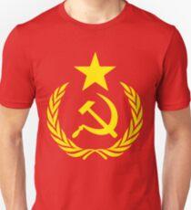 Communist Flag Unisex T-Shirt