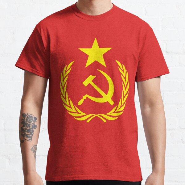 Communist Flag Classic T-Shirt