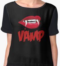 VAMP Women's Chiffon Top