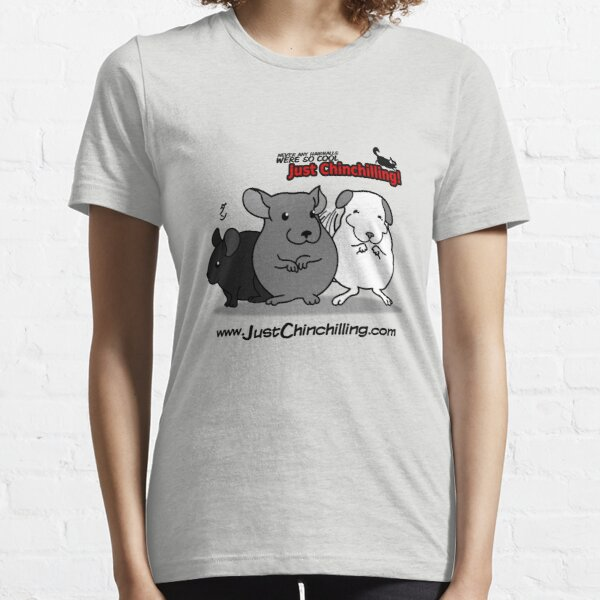 """""""Just Chinchilling!"""" 2013 cover Essential T-Shirt"""
