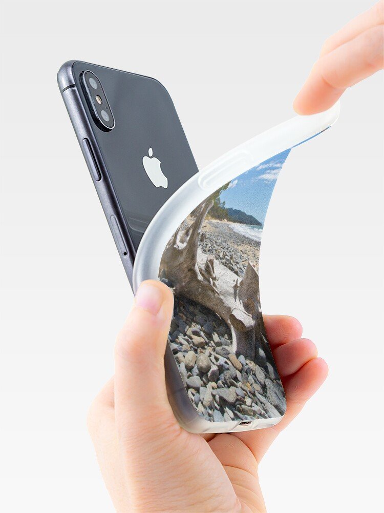 Alternate view of Drift Wood iPhone Case & Cover