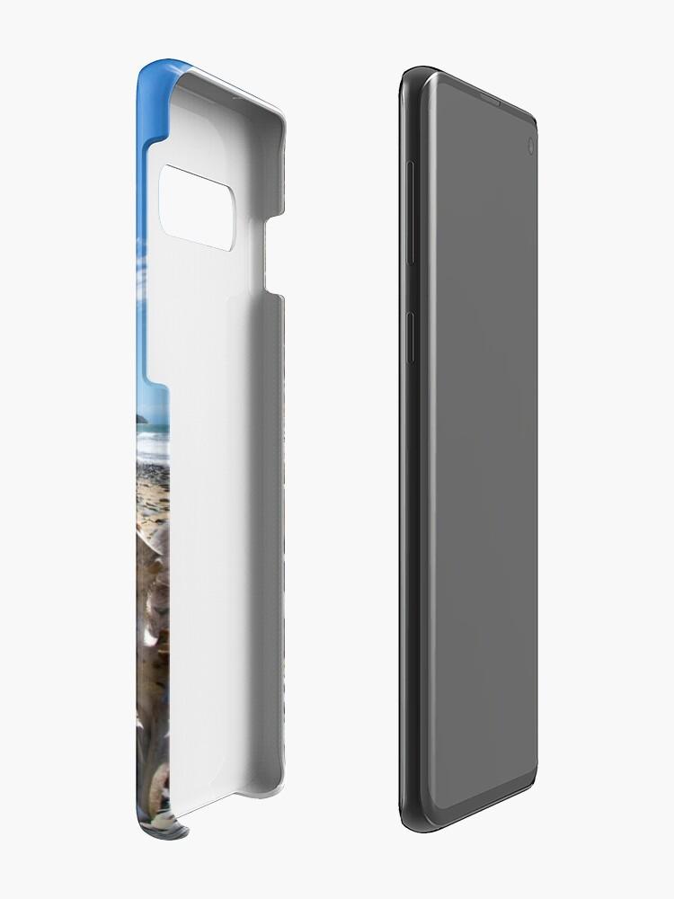 Alternate view of Drift Wood Case & Skin for Samsung Galaxy