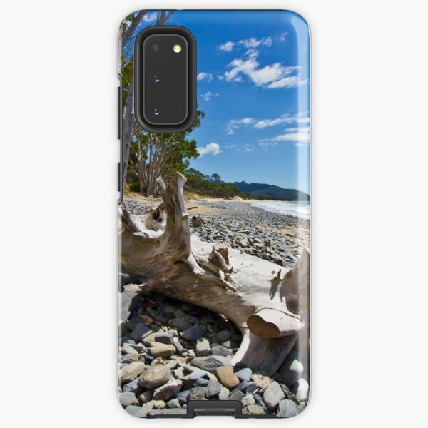 Drift Wood Samsung Galaxy Tough Case