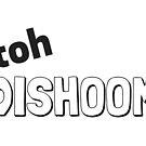 Dishoom black by Barkha Javed