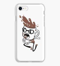 Coffee Blabber iPhone Case/Skin