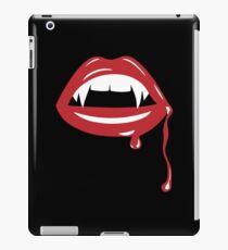 Vampire Fangs iPad Case/Skin