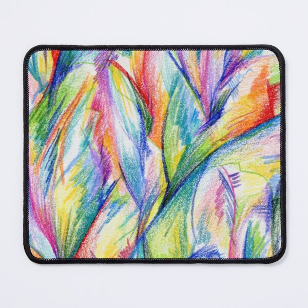 Color Scheming  Mouse Pad