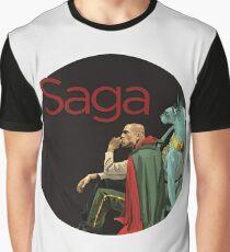 Saga - The Will Graphic T-Shirt
