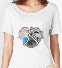 Conception Heart | VIXX Women's Relaxed Fit T-Shirt