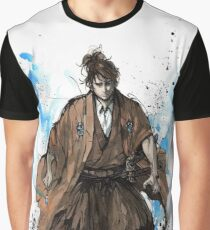 Doctor Who Samurai Tribute Graphic T-Shirt