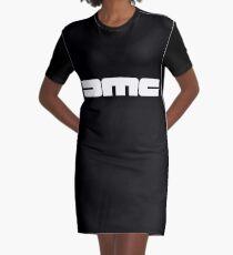 DMC Delorean Motor Company logo Graphic T-Shirt Dress
