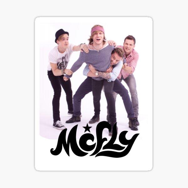 McFly Fun Band Merch Sticker