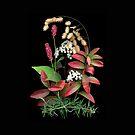 Ellen Hoverkamp's Demo Image, Gentian Garden Club by Ellen Hoverkamp