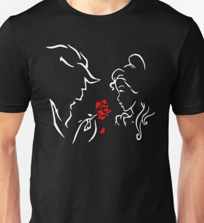 Beauty the Beast Love Shirt Unisex T-Shirt