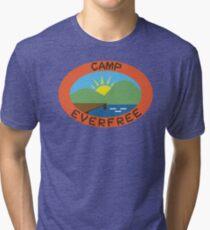 Camp Everfree Tri-blend T-Shirt