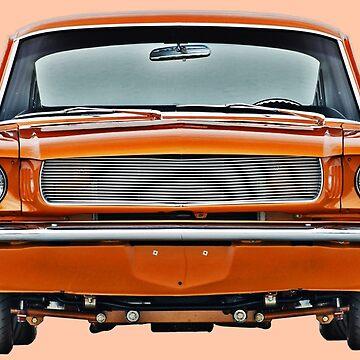 Mustang 1965 by Laflagan