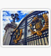 Buckingham Gate Sticker