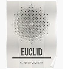 Euclid - Mathematician Posters Poster