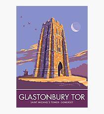 Glastonbury Tor, Somerset Photographic Print