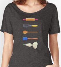 Baking Utensils Women's Relaxed Fit T-Shirt