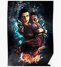 Burial at Sea (Bioshock Infinite) Poster