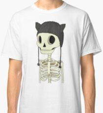 Skeleton Kitty Classic T-Shirt