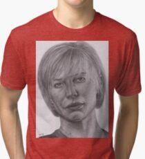 Kara Thrace Tri-blend T-Shirt