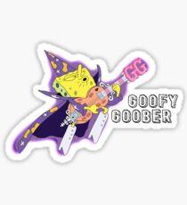 Goofy Goober Sticker