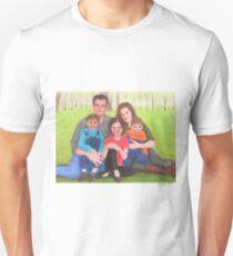 Caskett family  Unisex T-Shirt