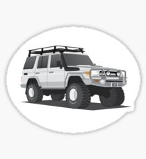 LandCruiser Wagon Sticker