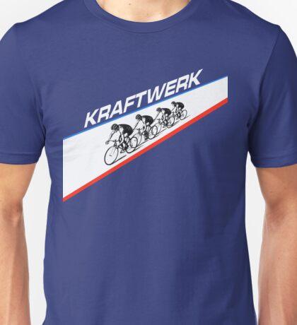 KRAFTWERK - TOUR DE FRANCE Unisex T-Shirt
