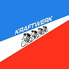 KRAFTWERK - TOUR DE FRANCE by SUPER-TEES