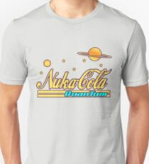 Nukacola Quantum Modern Redesign T-Shirt